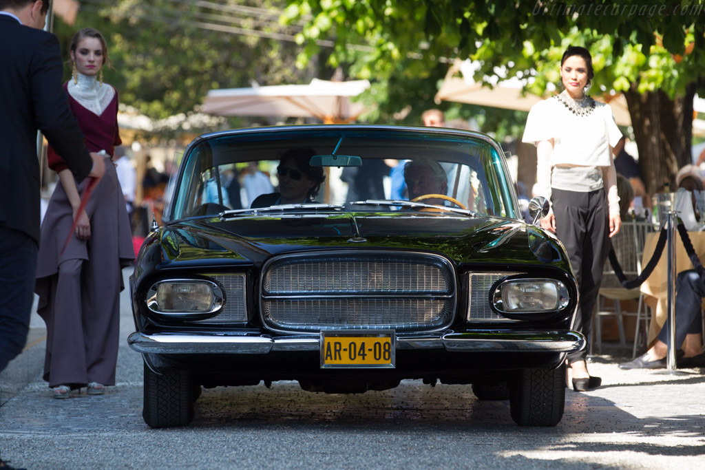Ghia L6.4 - Chassis: 0325 - Entrant: Jack Braam-Ruben  - 2017 Concorso d'Eleganza Villa d'Este