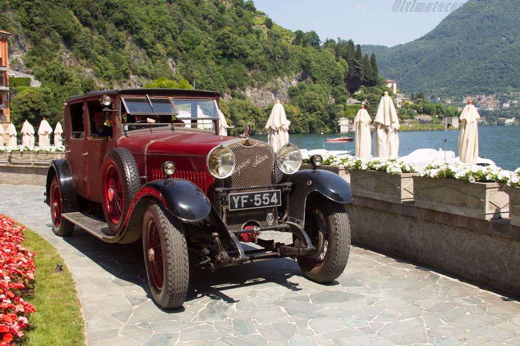 Hispano Suiza T49 Mulliner Weymann Sport Saloon - Chassis: 7874 - Entrant: Marco Gastaldi  - 2017 Concorso d'Eleganza Villa d'Este