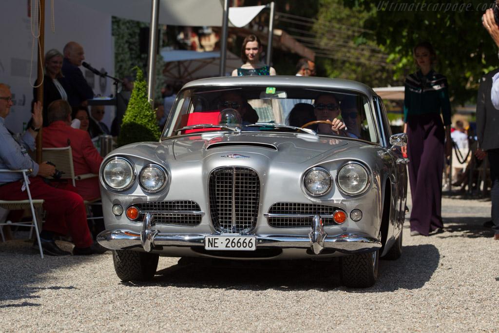 Lagonda Rapide - Chassis: LR/110/L - Entrant: Edouard Mignon  - 2017 Concorso d'Eleganza Villa d'Este