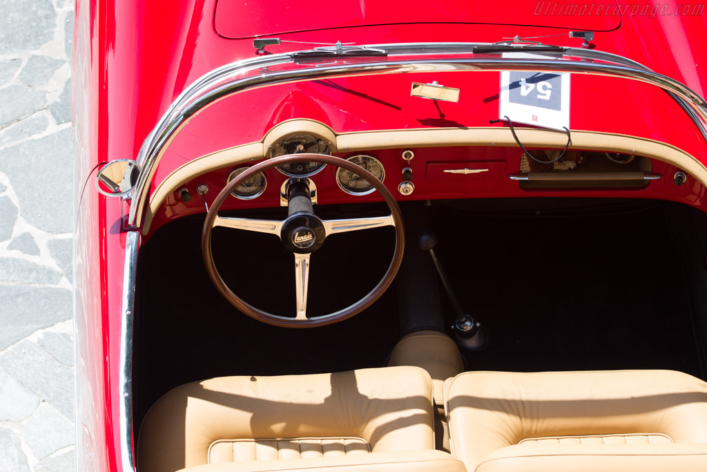 Lancia Aurelia B24 Spider - Chassis: B24S-1061 - Entrant: Paolo Bianchi  - 2017 Concorso d'Eleganza Villa d'Este