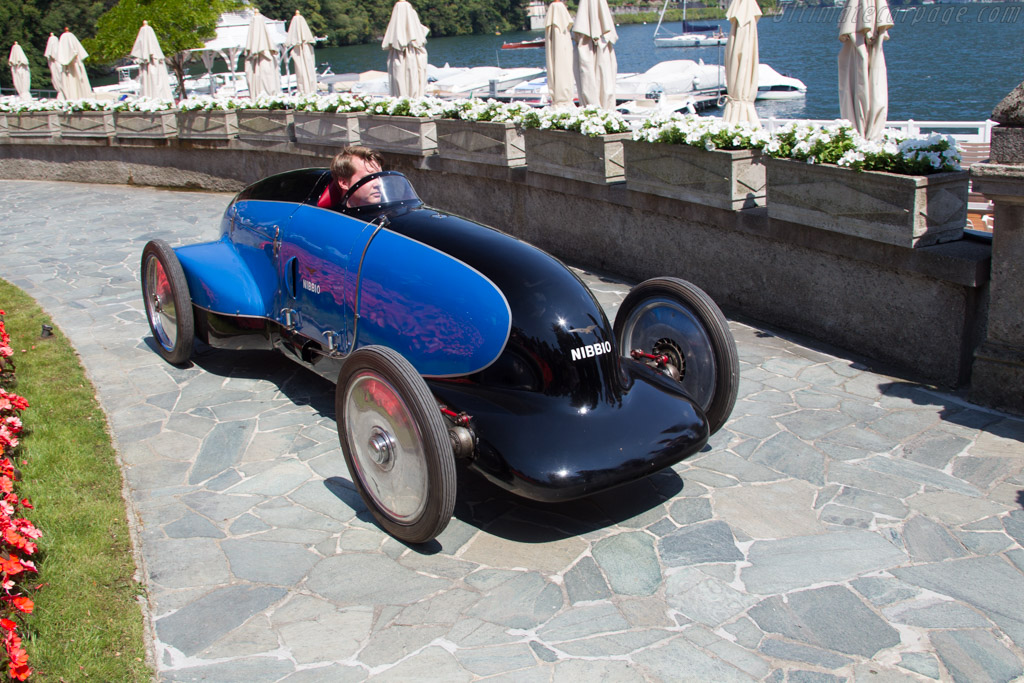 Lurani Nibbio - Chassis: 1 - Entrant: Frederico Gotsche Bebert  - 2017 Concorso d'Eleganza Villa d'Este
