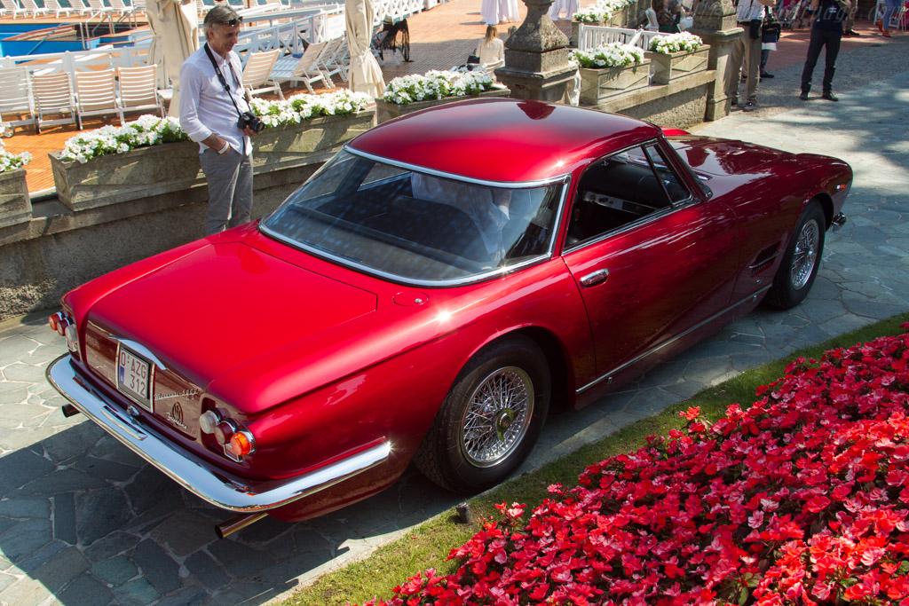 Maserati 5000 GT Allemano Coupe - Chassis: 103.044 - Entrant: Roland d'Ieteren  - 2017 Concorso d'Eleganza Villa d'Este