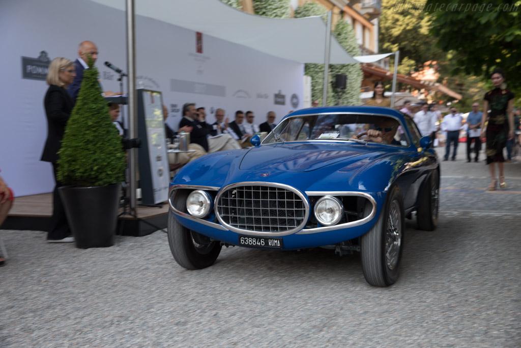 OSCA MT4 Vignale Coupe - Chassis: 1120 - Entrant: Philip White  - 2017 Concorso d'Eleganza Villa d'Este