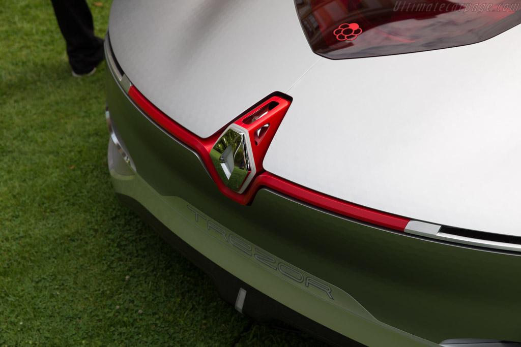 Renault Trezor Concept    - 2017 Concorso d'Eleganza Villa d'Este