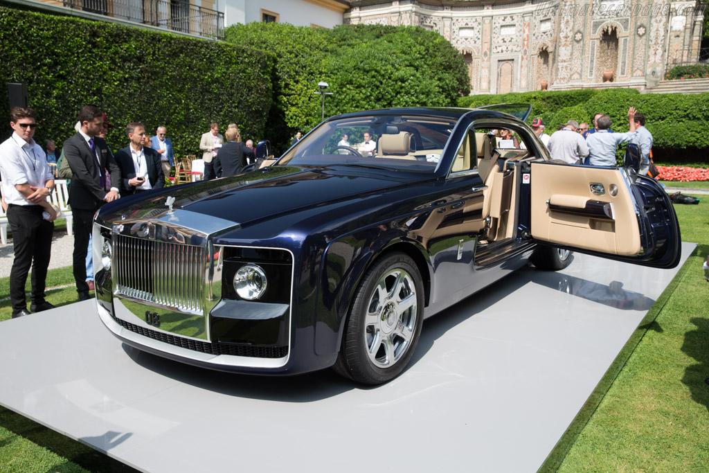 Rolls-Royce Sweptail    - 2017 Concorso d'Eleganza Villa d'Este