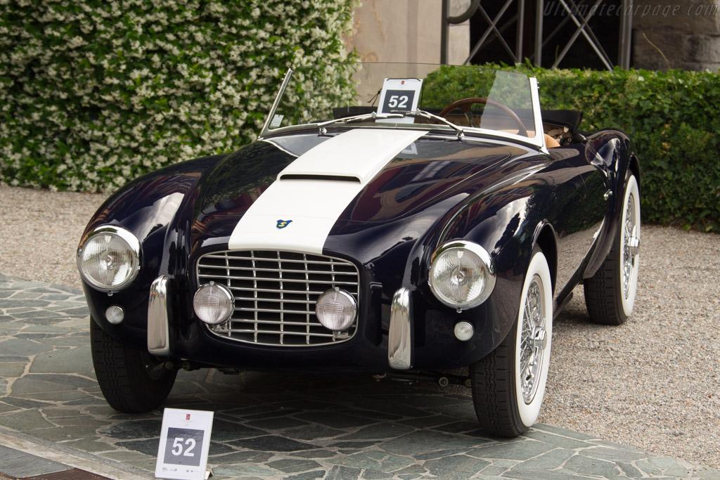 Siata 208 S - Chassis: BS532 - Entrant: Marc Behaegel  - 2017 Concorso d'Eleganza Villa d'Este