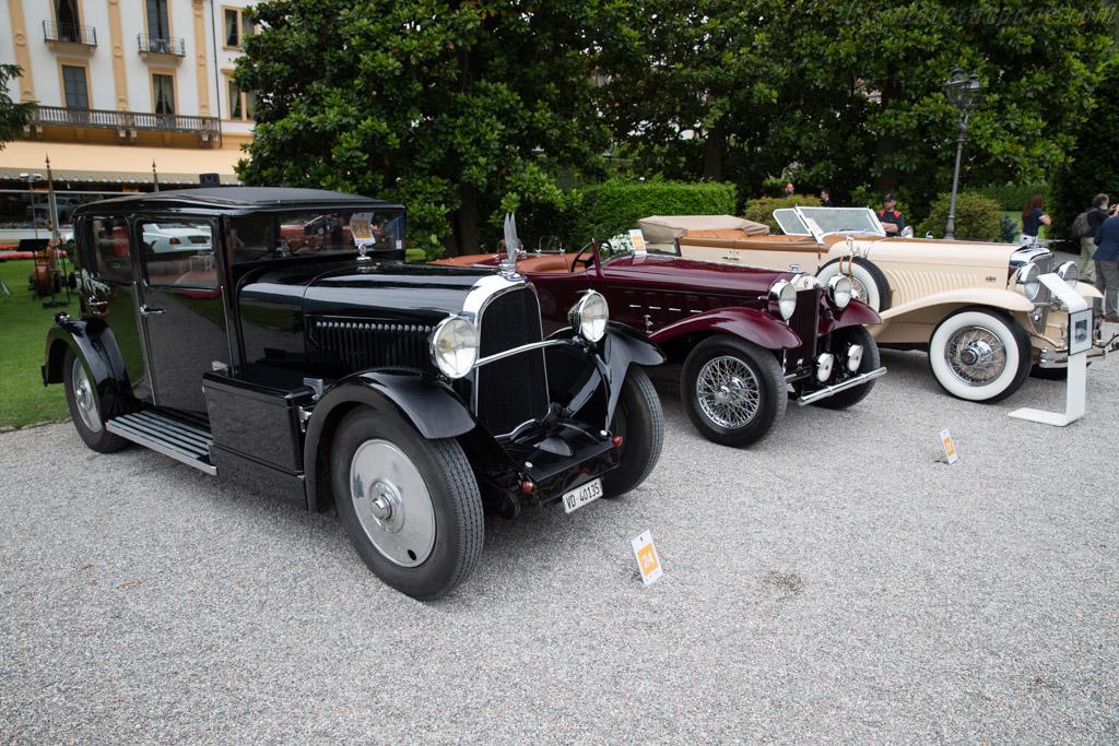 Voisin C23 Charente - Chassis: 47205 - Entrant: René Rey  - 2017 Concorso d'Eleganza Villa d'Este