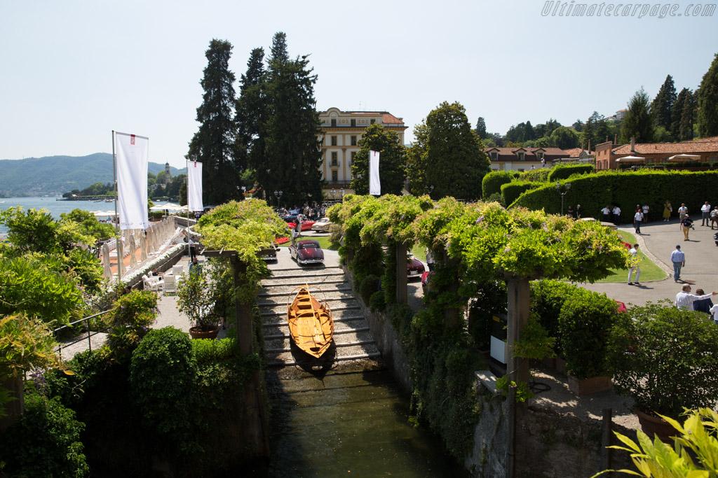 Welcome to Villa d'Este    - 2017 Concorso d'Eleganza Villa d'Este
