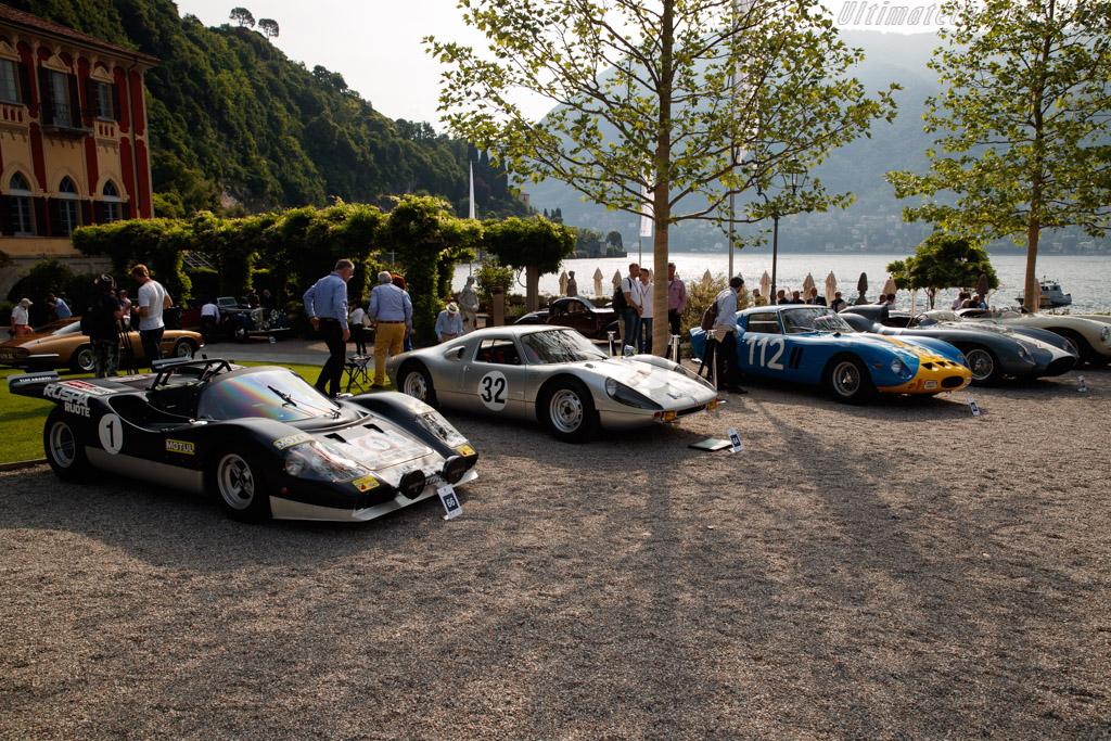 Abarth 2000 Sport SE010 - Chassis: 0036 - Entrant: Marco Confidati  - 2018 Concorso d'Eleganza Villa d'Este