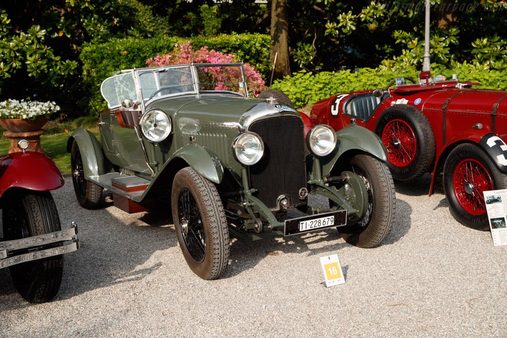 Bentley 4½-Litre Jarvis Dual Cowl Torpedo - Chassis: NT3145 - Entrant: Maurits van Son  - 2018 Concorso d'Eleganza Villa d'Este
