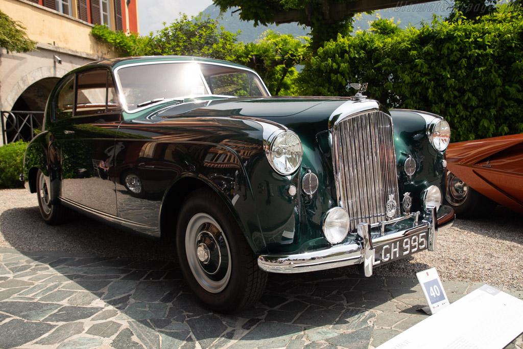 Bentley Mk VI Mulliner Coupe - Chassis: B-359-EW - Entrant: Fred Kriz  - 2018 Concorso d'Eleganza Villa d'Este