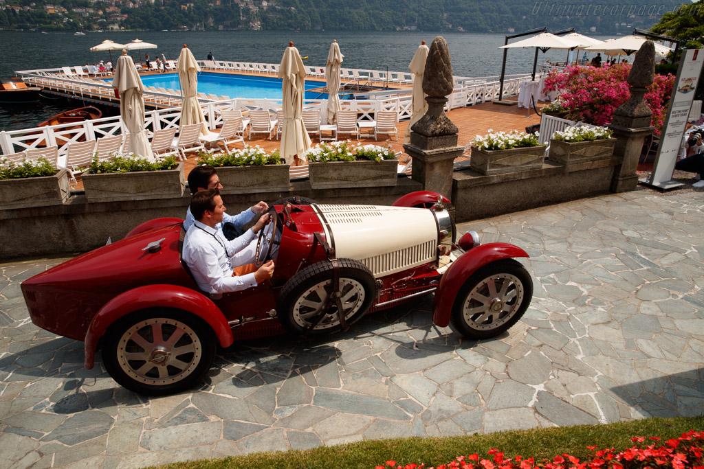 Bugatti Type 35 - Chassis: 4830 - Entrant: Philippe Cornet de Ways-Ruart - 2018 Concorso d'Eleganza Villa d'Este