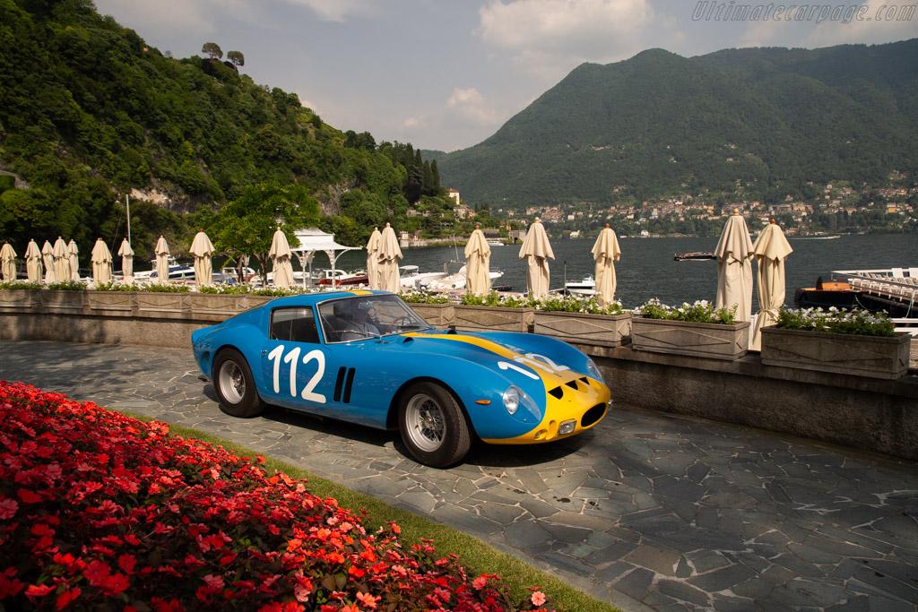 Ferrari 250 GTO - Chassis: 3445GT - Entrant: Ann & Chris Cox  - 2018 Concorso d'Eleganza Villa d'Este
