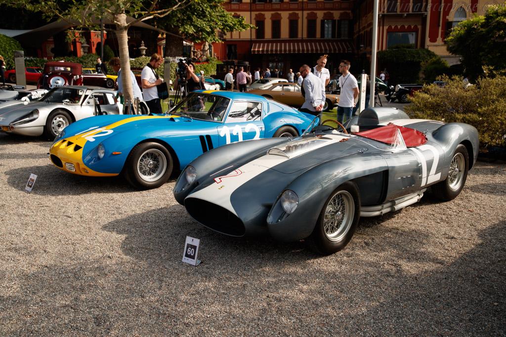 Ferrari 335 Sport - Chassis: 0764 - Entrant: Andreas Mohringer  - 2018 Concorso d'Eleganza Villa d'Este