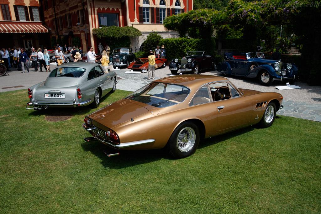 Ferrari 500 Superfast - Chassis: 6679 - Entrant: Bénédicte & Véronique Laureys - 2018 Concorso d'Eleganza Villa d'Este