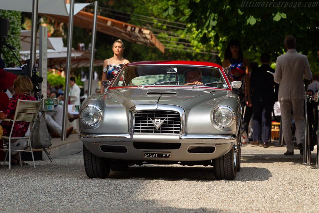 Fiat 8V Vignale Berlinetta - Chassis: 106*000046 - Entrant: Manfred Schweri  - 2018 Concorso d'Eleganza Villa d'Este