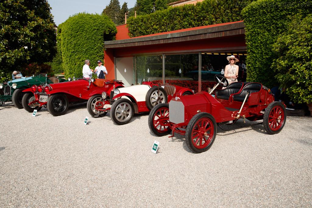 Isotta Fraschini FENC - Chassis: 6023 - Entrant: Juanita Doerksen & Harald Peters  - 2018 Concorso d'Eleganza Villa d'Este