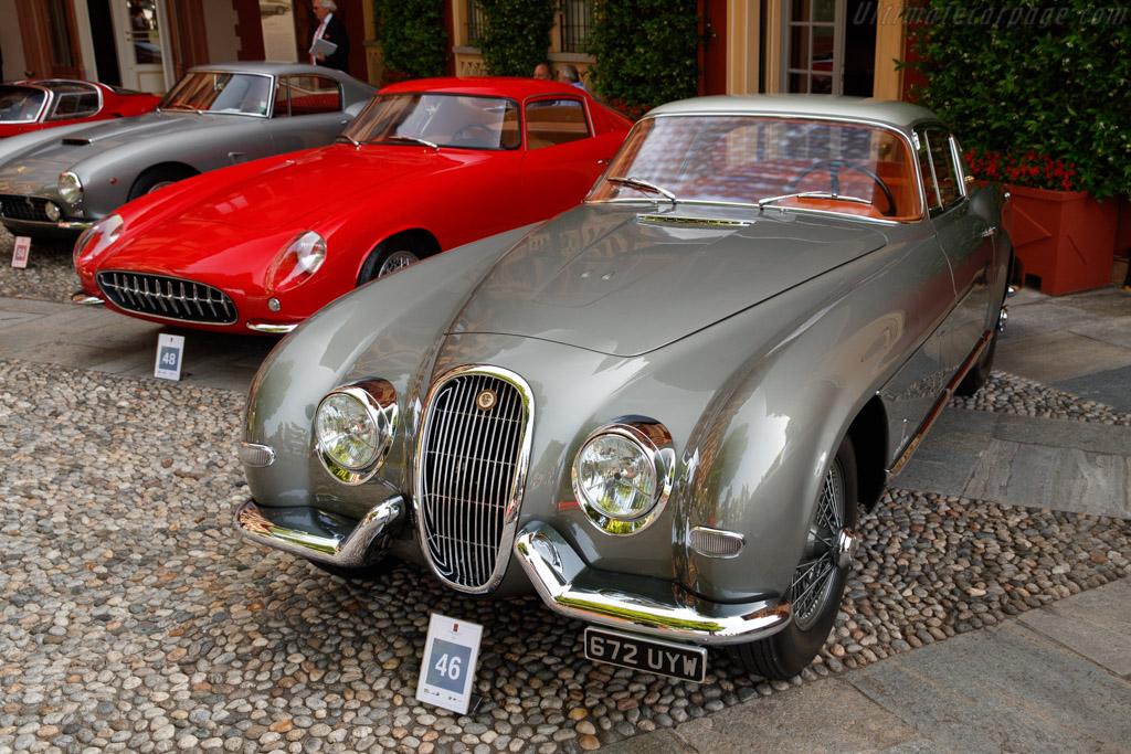 Jaguar XK120 SE Pinin Farina Coupe - Chassis: S675360 - Entrant: Peter Neumark  - 2018 Concorso d'Eleganza Villa d'Este