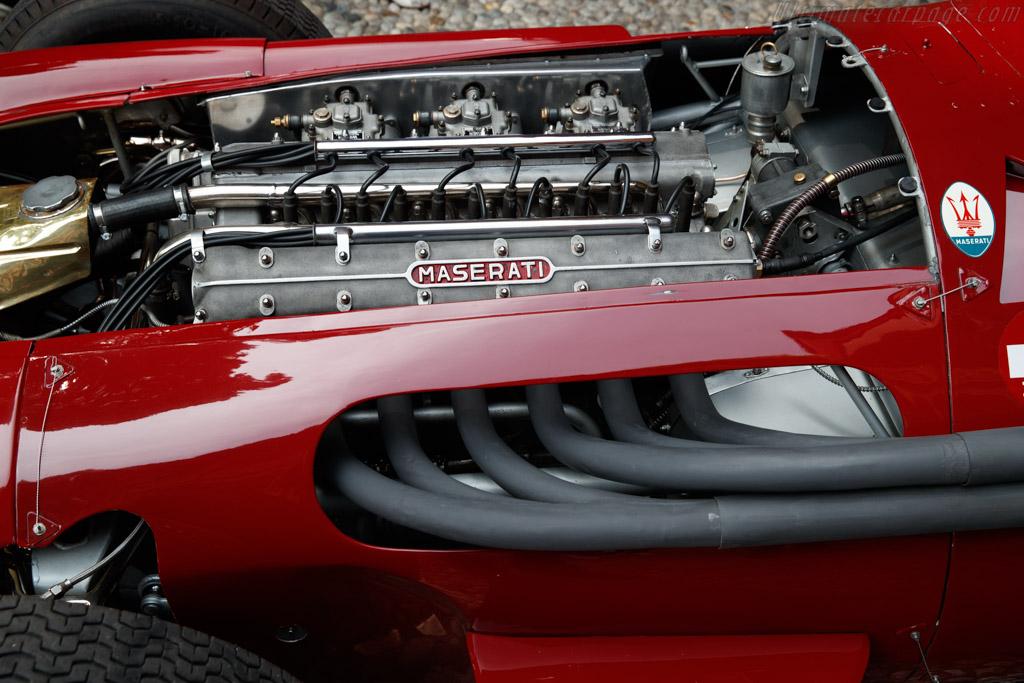 Maserati 250F - Chassis: 2523 - Entrant: Guillermo Fierro  - 2018 Concorso d'Eleganza Villa d'Este