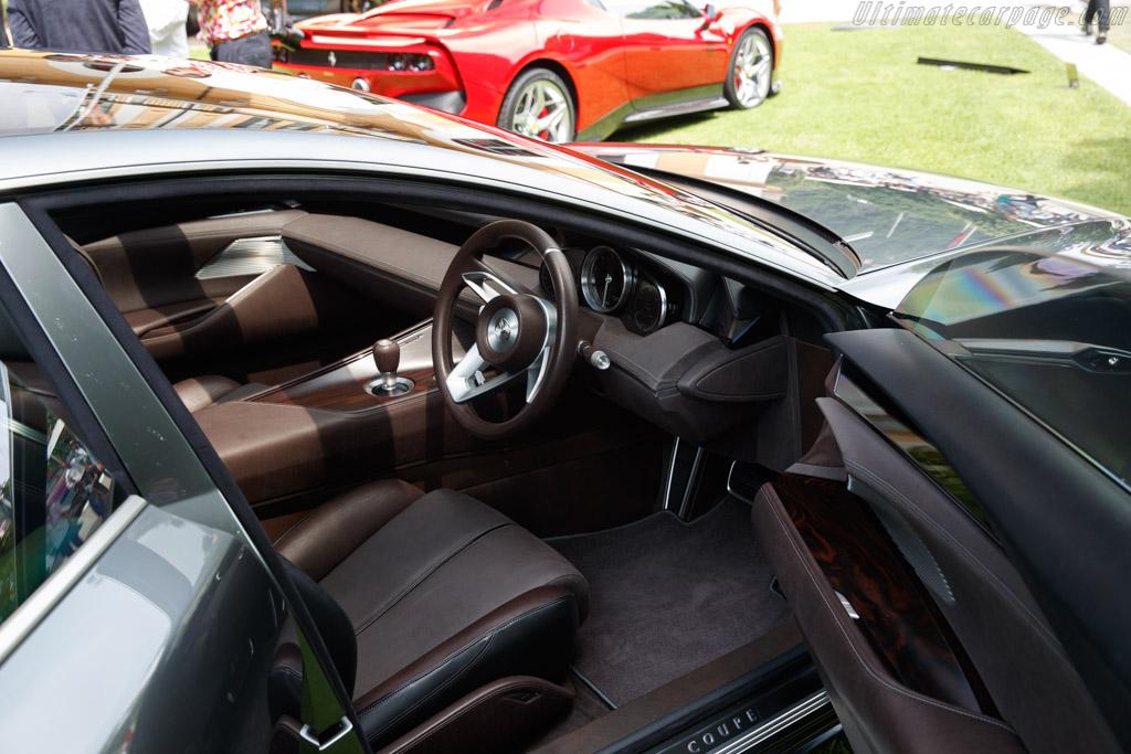 Mazda Vision Coupe  - Entrant: Mazda Motor Corporation  - 2018 Concorso d'Eleganza Villa d'Este