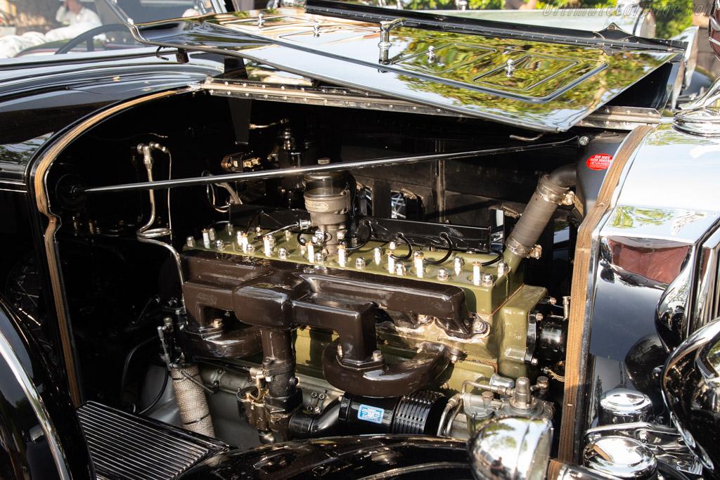 Packard Standard Eight Sport Saloon - Chassis: 521-37 - Entrant: Mark van Leeuwen  - 2018 Concorso d'Eleganza Villa d'Este