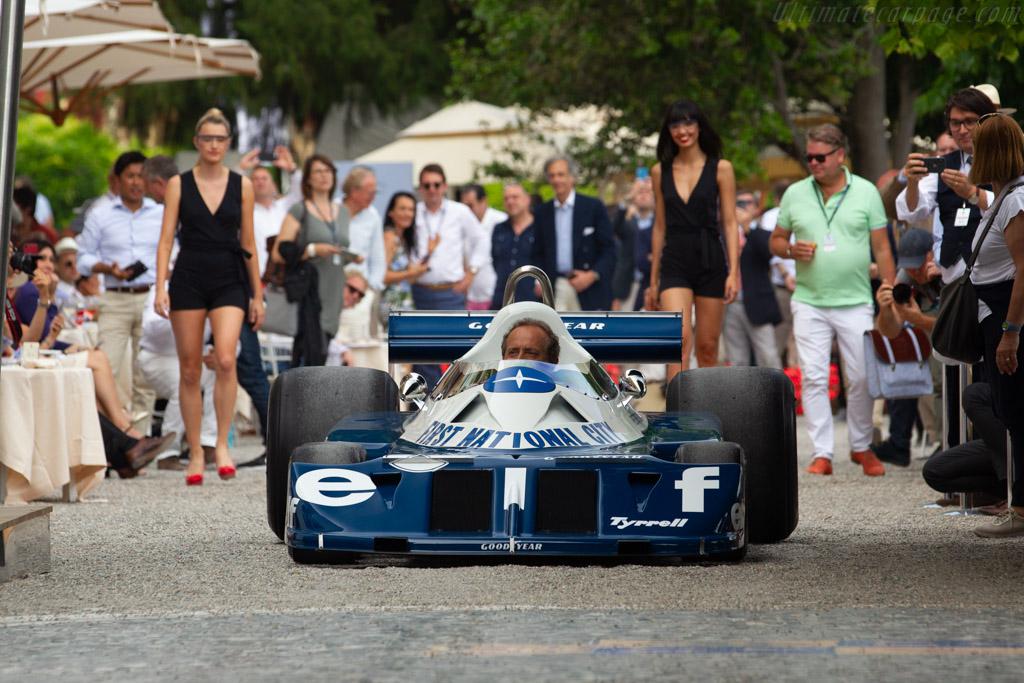 Tyrrell P34 - Chassis: P34/5 - Entrant: Pier Luigi Martini  - 2018 Concorso d'Eleganza Villa d'Este