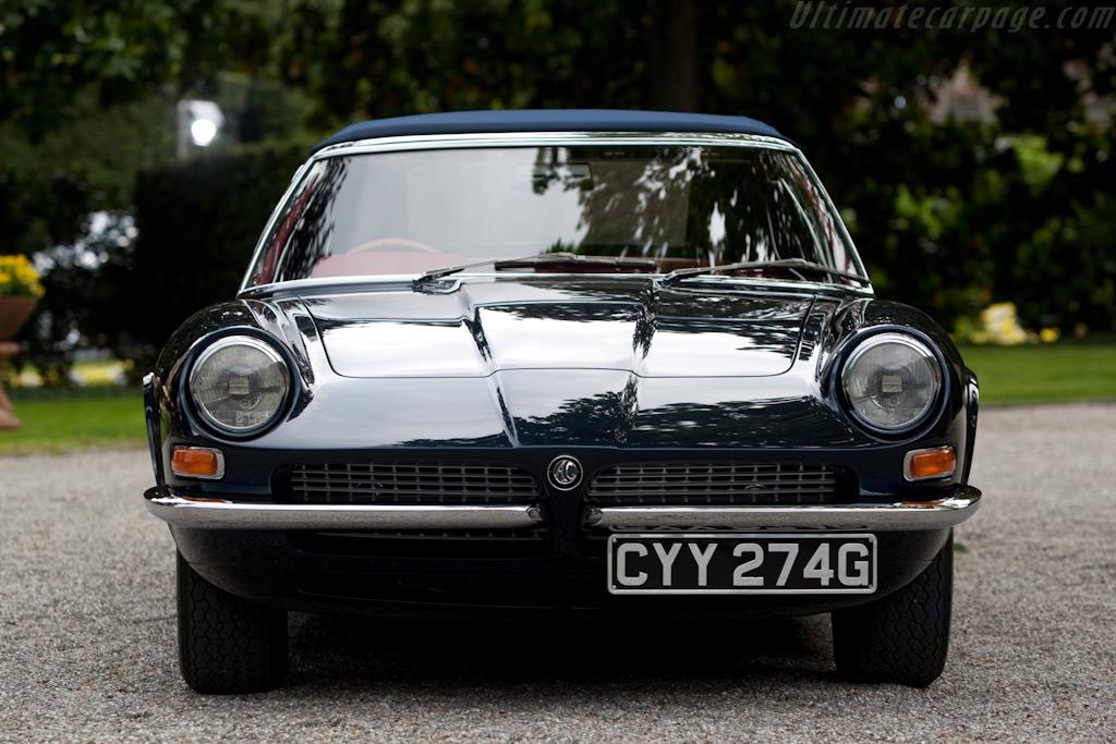 AC 428 Convertible - Chassis: CF 33   - 2009 Concorso d'Eleganza Villa d'Este