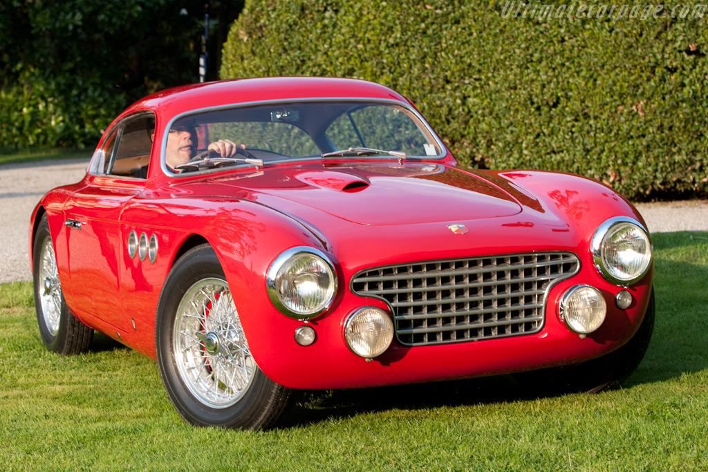 Abarth 205 Vignale Berlinetta - Chassis: 205001   - 2009 Concorso d'Eleganza Villa d'Este