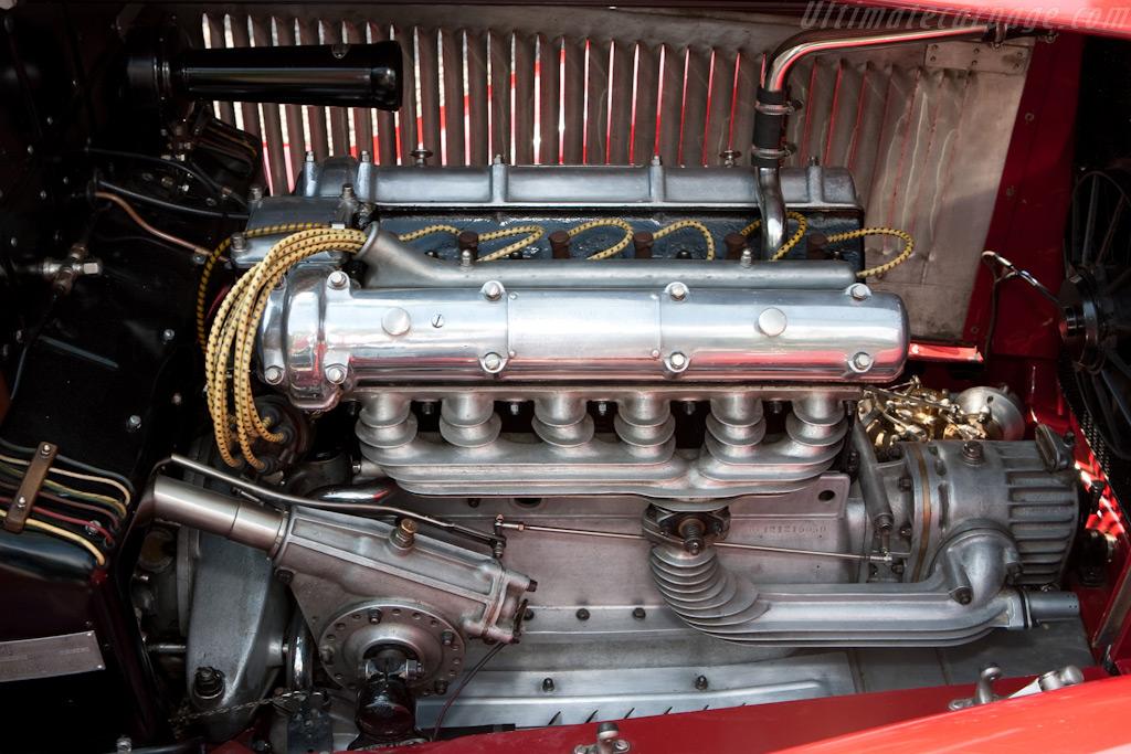 Alfa Romeo 6C 1750 GS Touring Spider - Chassis: 121215050   - 2009 Concorso d'Eleganza Villa d'Este