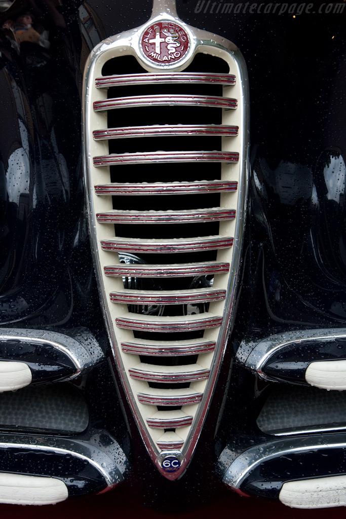 Alfa Romeo 6C 2500 SS Touring Coupe - Chassis: 915688   - 2009 Concorso d'Eleganza Villa d'Este
