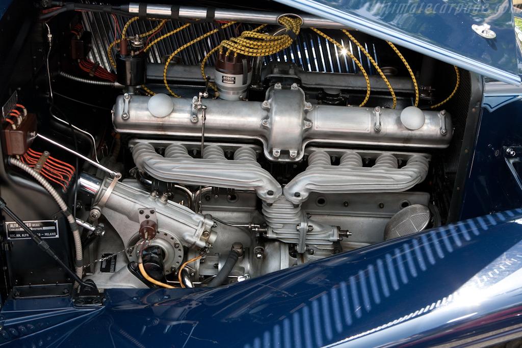 Alfa Romeo 8C 2300 Stabilimenti Farina Cabriolet - Chassis: 2311217   - 2009 Concorso d'Eleganza Villa d'Este