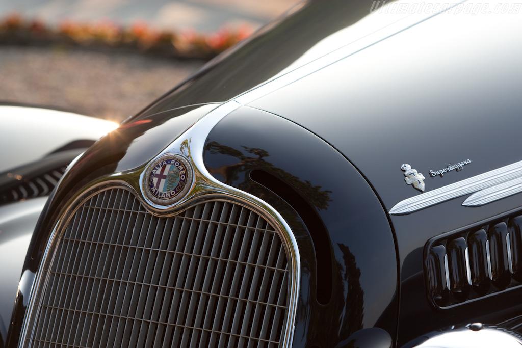 Alfa Romeo 8C 2900B Touring Berlinetta - Chassis: 412035   - 2009 Concorso d'Eleganza Villa d'Este