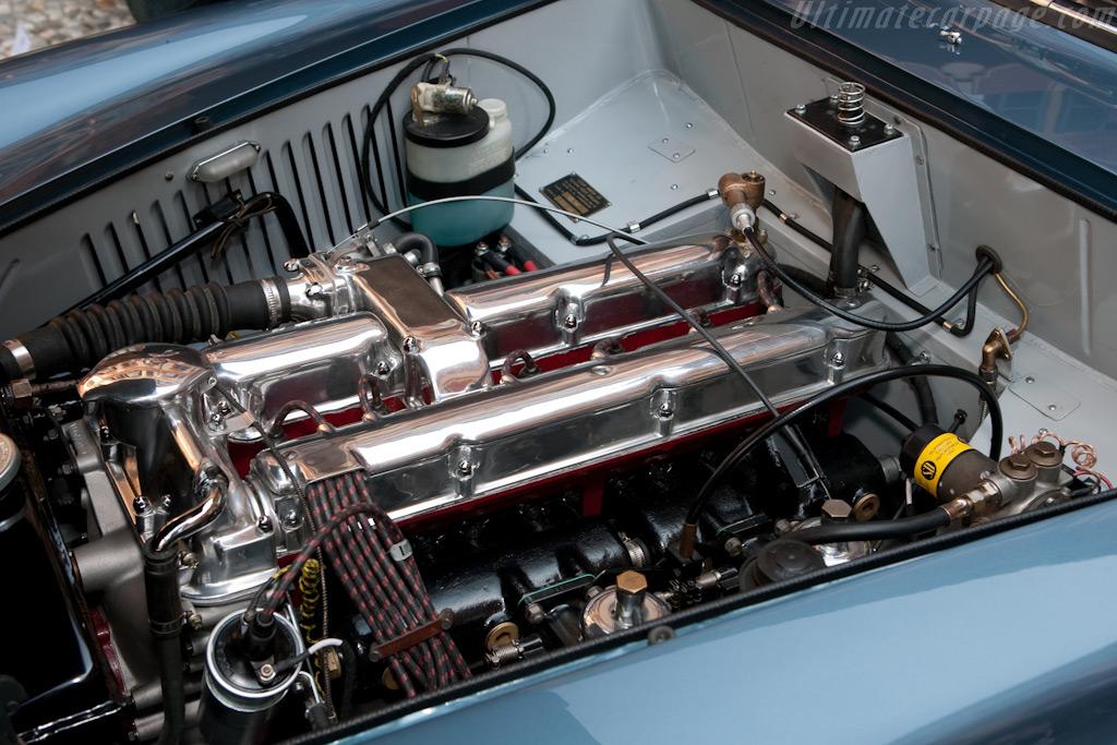 Aston Martin DB2/4 Bertone Cabriolet - Chassis: LML/762   - 2009 Concorso d'Eleganza Villa d'Este