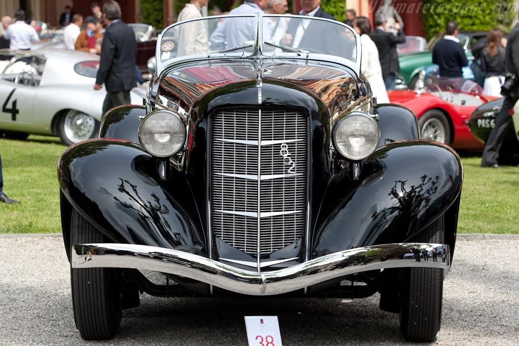 Auburn 852SC Speedster - Chassis: 35209E   - 2009 Concorso d'Eleganza Villa d'Este