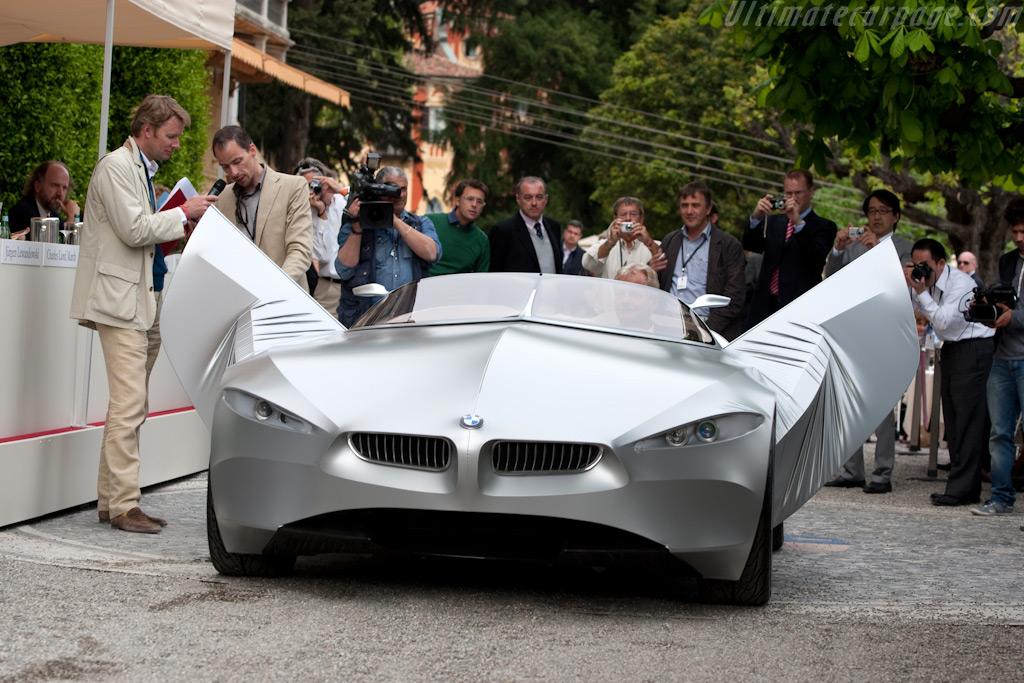 BMW Gina Concept    - 2009 Concorso d'Eleganza Villa d'Este