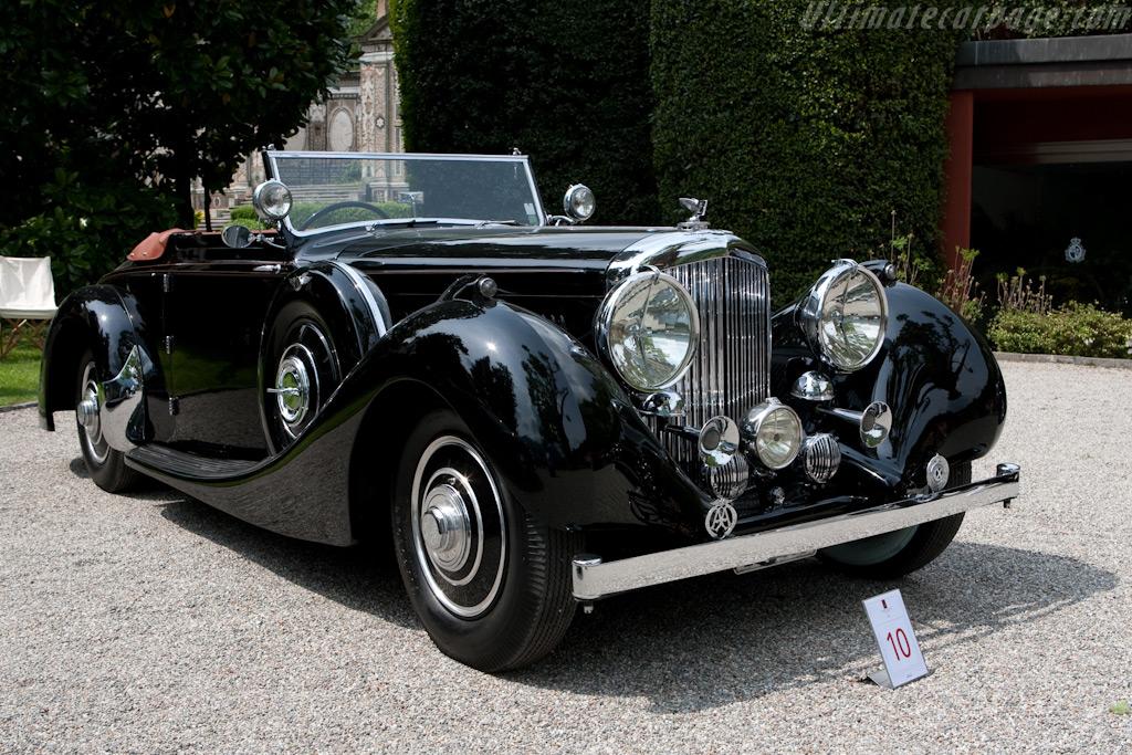 Bentley 4.25 Litre Carlton Cabriolet    - 2009 Concorso d'Eleganza Villa d'Este