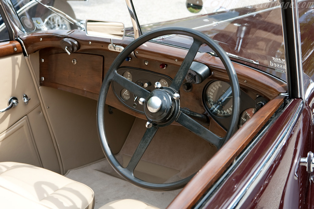 Bentley 4.25 Litre Kong Cabriolet - Chassis: B-148-HK   - 2009 Concorso d'Eleganza Villa d'Este