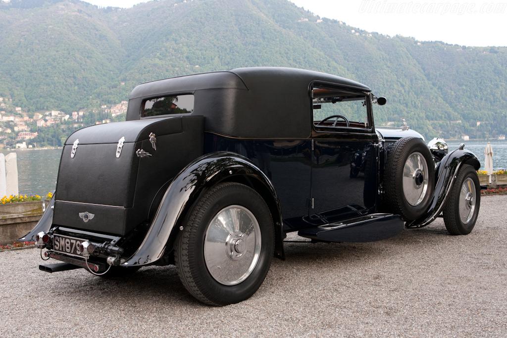 Bentley 8 Litre Gurney Nutting Sportsman Coupe - Chassis: YR5088   - 2009 Concorso d'Eleganza Villa d'Este