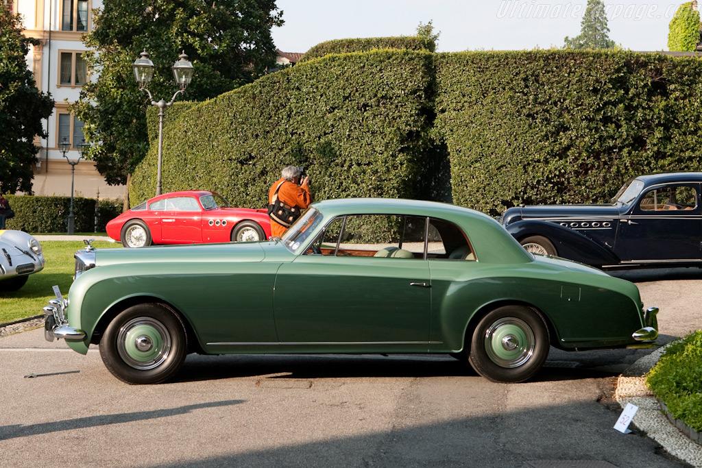 Bentley R-Type Continental Park Ward Coupe    - 2009 Concorso d'Eleganza Villa d'Este