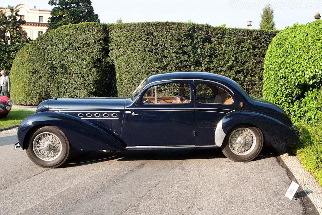 Bugatti Type 101 Guillore Coach - Chassis: 101502   - 2009 Concorso d'Eleganza Villa d'Este