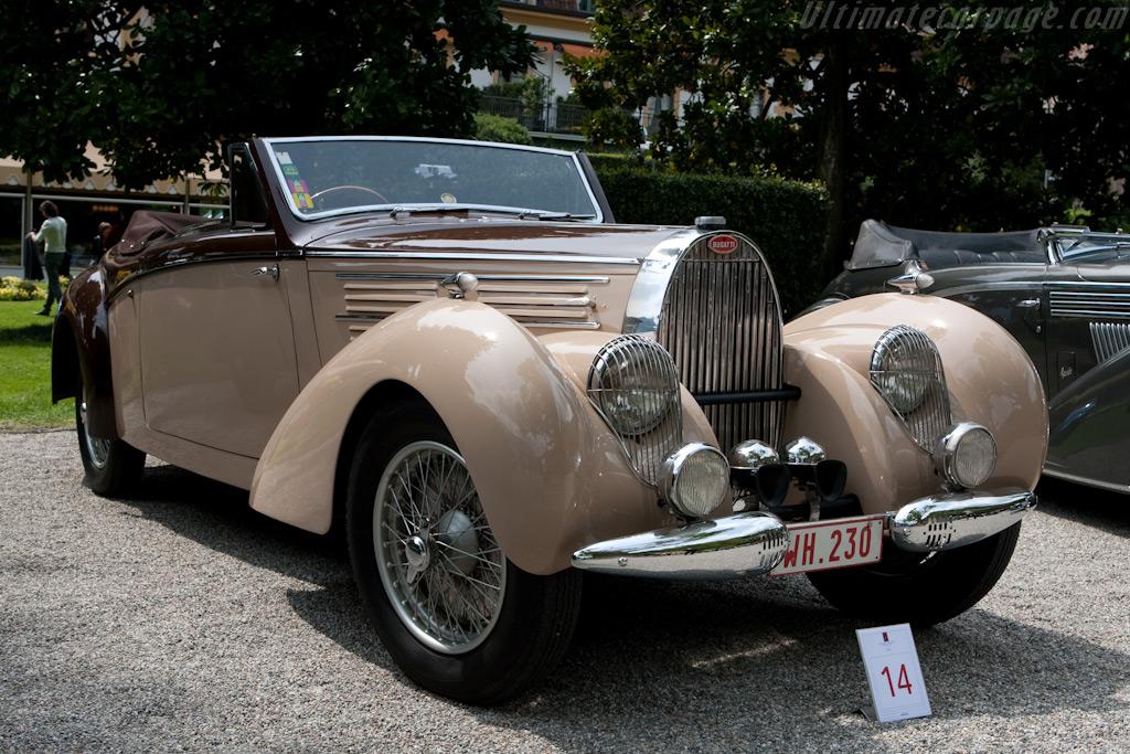 Bugatti Type 57C Letourneur & Marchand Aravis - Chassis: 57826   - 2009 Concorso d'Eleganza Villa d'Este