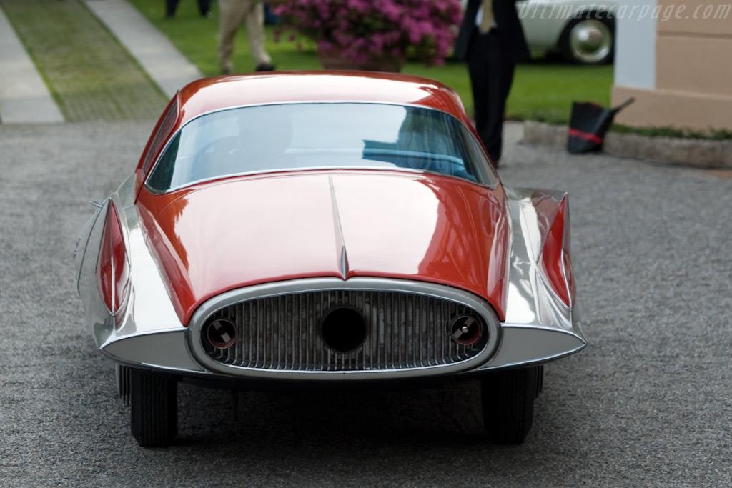 Ghia Gilda Concept - Chassis: 9967   - 2009 Concorso d'Eleganza Villa d'Este