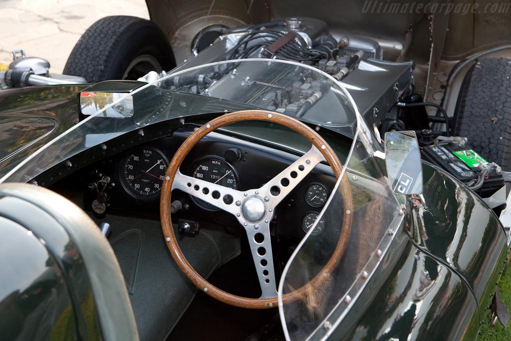 Jaguar D-Type - Chassis: XKD 530   - 2009 Concorso d'Eleganza Villa d'Este