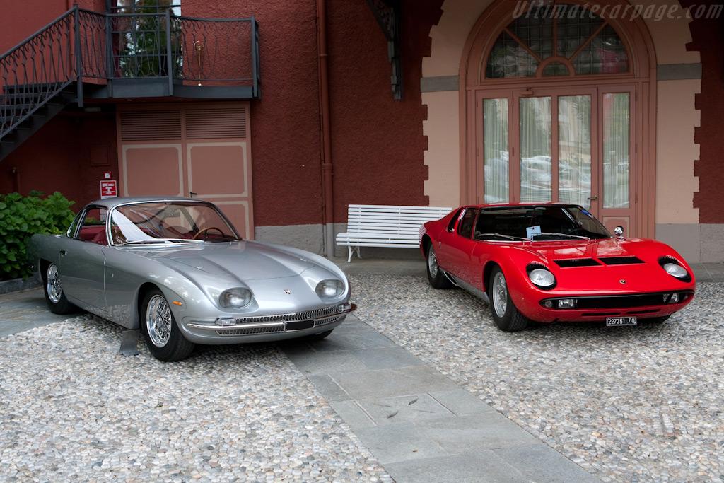 Lamborghini 350 GT - Chassis: 0102   - 2009 Concorso d'Eleganza Villa d'Este