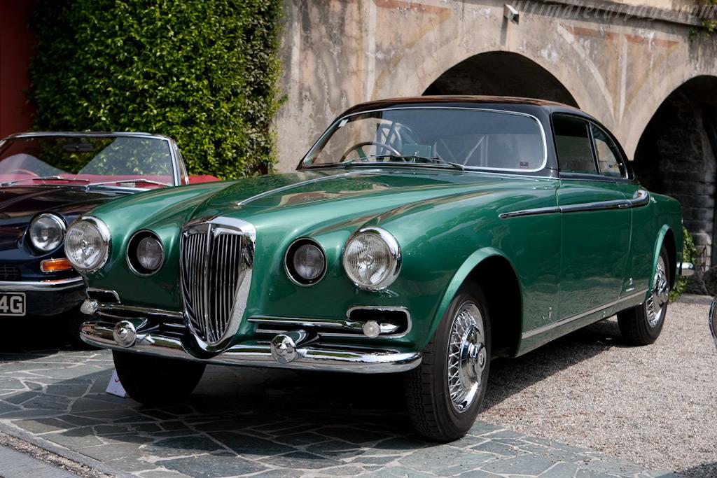 Lancia B52 Vignale Coupe - Chassis: B52-1072   - 2009 Concorso d'Eleganza Villa d'Este