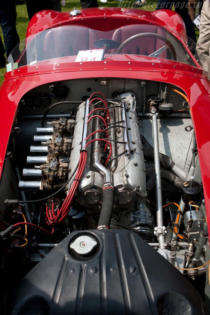 Maserati A6 GCS - Chassis: 2088   - 2009 Concorso d'Eleganza Villa d'Este