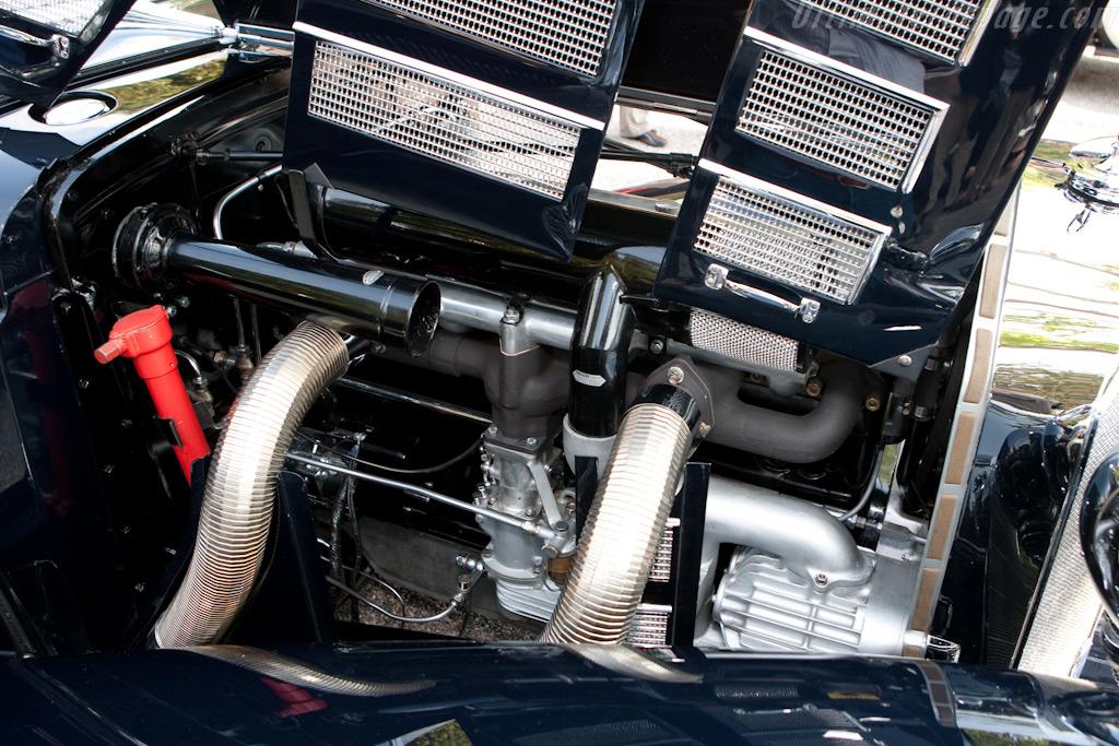 Mercedes-Benz 500K Cabriolet Spezial A - Chassis: 130859   - 2009 Concorso d'Eleganza Villa d'Este