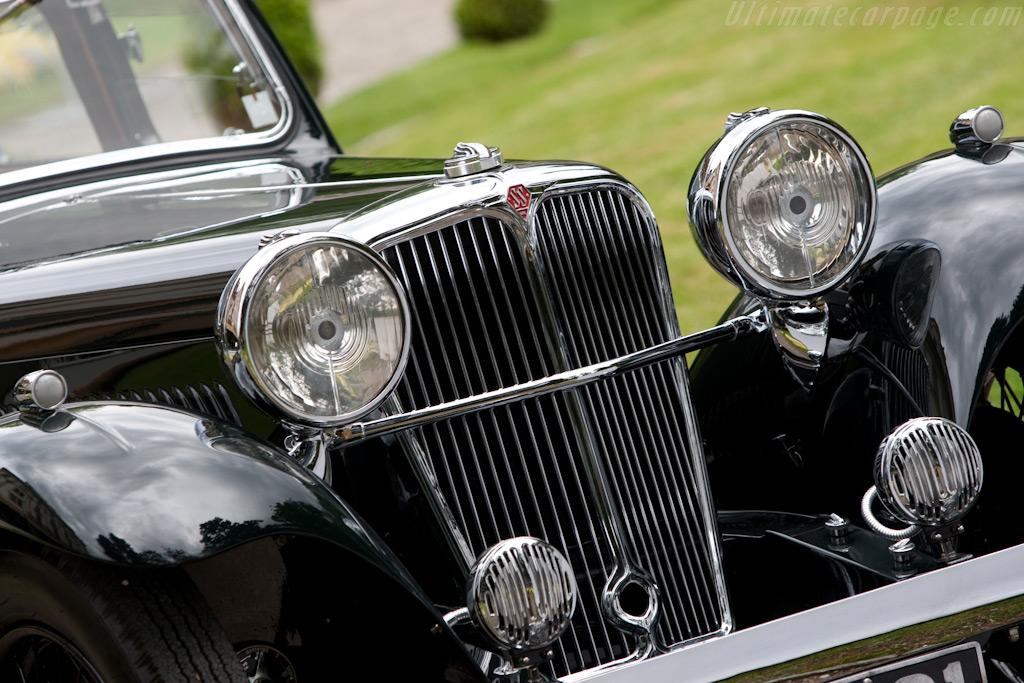 SS 1 Four Light Saloon - Chassis: 248550   - 2009 Concorso d'Eleganza Villa d'Este