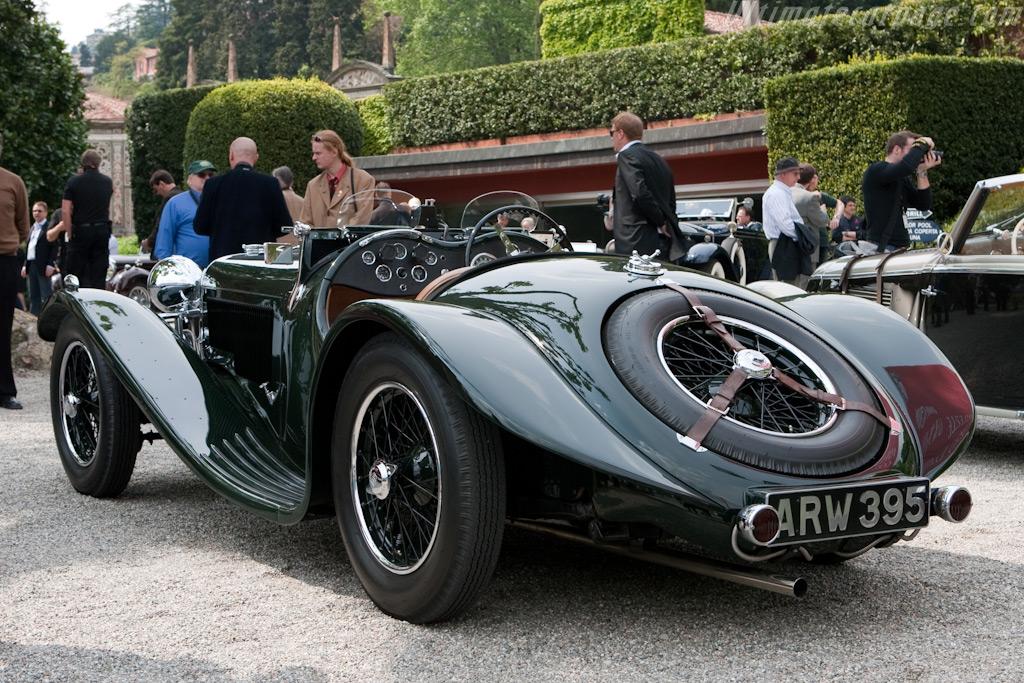 SS 90 Prototype - Chassis: 248436   - 2009 Concorso d'Eleganza Villa d'Este