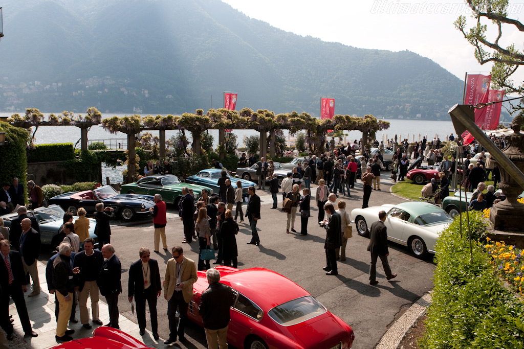 Welcome to Villa d'Este    - 2009 Concorso d'Eleganza Villa d'Este